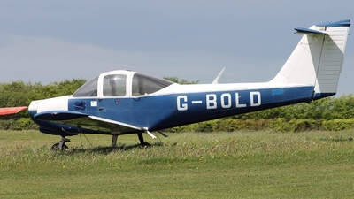G-BOLD - Piper PA-38-112 Tomahawk - Private