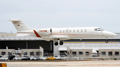 YV1118 - Bombardier Learjet 45 - Private