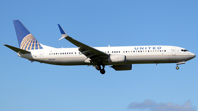 A picture of N81449 - Boeing 737924(ER) - United Airlines - © wilfredo torres