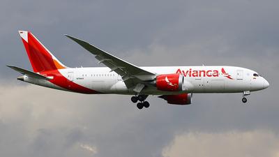 N794AV - Boeing 787-8 Dreamliner - Avianca