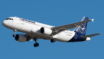 A picture of DAIZG - Airbus A320214 - Lufthansa - © Philippe CHASTAGNOL