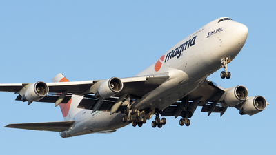 A picture of TFAMN - Boeing 7474F6(BDSF) - Air Atlanta Icelandic - © Haocheng Fang