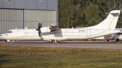 S5-ACK - ATR 72-212 - Fly CamInter
