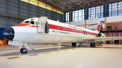 PK-GNC - McDonnell Douglas DC-9-32 - Garuda Indonesia