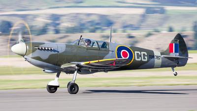 ZK-CGV - Spitfire Mk.XXVI - Private