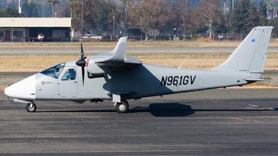 N961GV - Tecnam P2006T - Private