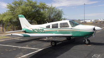 A picture of N21605 - Piper PA28181 - [287990054] - © xuxinyi1000