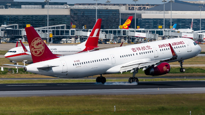 B-1006 - Airbus A321-231 - Juneyao Airlines
