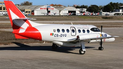 CS-DVQ - British Aerospace Jetstream 32 - Seven Air