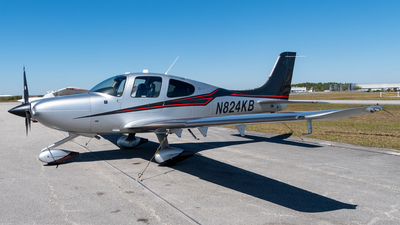 N824KB - Cirrus SR22-GTS - Private