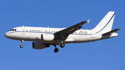 D-APGS - Airbus A319-115(CJ) - K5 Aviation