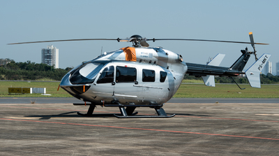 PS-MKT - Eurocopter EC 145 - Private
