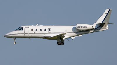 N591ME  - Gulfstream G150 - Private
