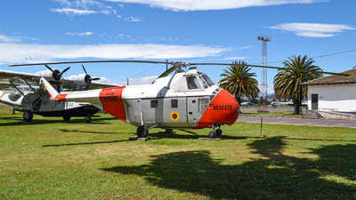 FAE-27536 - Sikorsky UH-19B Chickasaw - Ecuador - Air Force