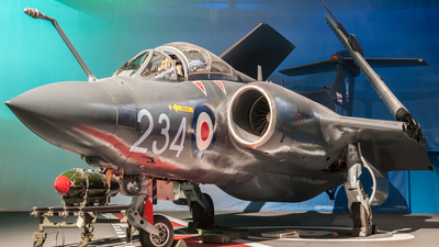 XV333 - Blackburn Buccaneer S.2B - United Kingdom - Royal Navy
