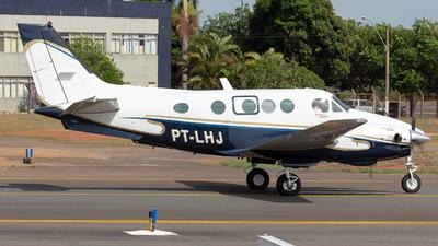 PT-LHJ - Beechcraft C90B King Air - Private