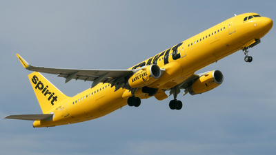 A picture of N671NK - Airbus A321231 - Spirit Airlines - © Seth The Spotter