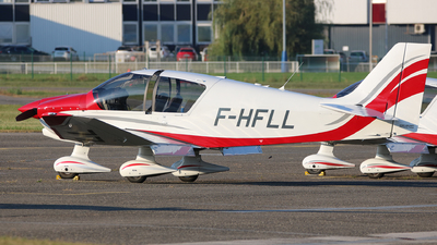 F-HFLL - Robin DR400/120 - Private