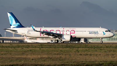 A picture of CSTSI - Airbus A321253NX - Azores Airlines - © Olivier Landes
