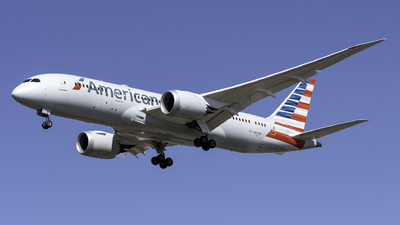 A picture of N817AN - Boeing 7878 Dreamliner - American Airlines - © Kerrigan_Aviation_NJ