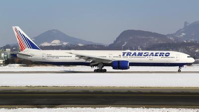EI-XLP - Boeing 777-312 - Transaero Airlines