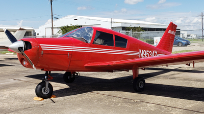 N95347 - Piper PA-28-140 Cherokee - Private