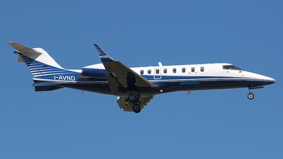 I-AVND - Bombardier Learjet 45 - Private