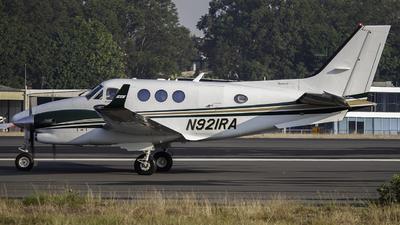A picture of N921RA - Beech C90GTi King Air - [LJ2045] - © Helmut GT