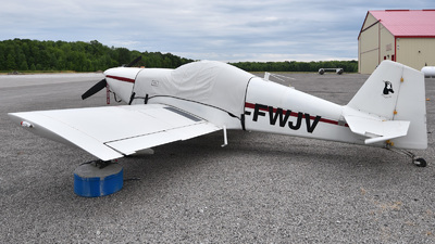 C-FWJV - Vans RV-6 - Private