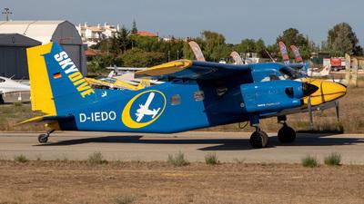 D-IEDO - Dornier Do-28G92 Skyservant - Wingglider Europe
