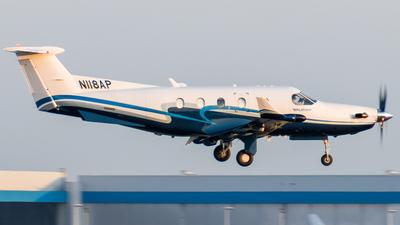 N118AP - Pilatus PC-12/45 - Private