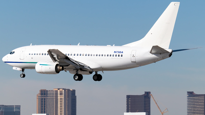 N738A - Boeing 737-7AX - United States - Department of Justice (DOJ)