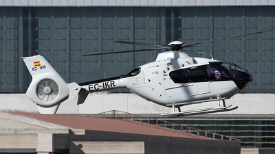 A picture of ECIKR - Airbus Helicopters H135 - [0235] - © Manuel Llama - Benalmadena Spotters
