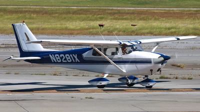 N8281X - Cessna 172C Skyhawk II - Private