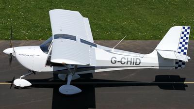 G-CHID - Aeropro Eurofox 912 - Private