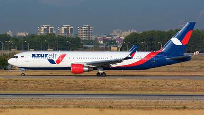 VQ-BEO - Boeing 767-33A(ER) - Azur Air