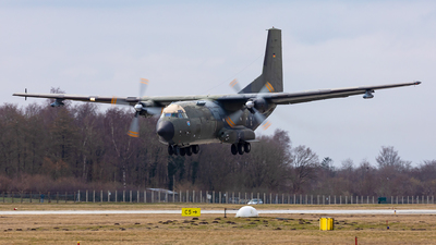 50-59 - Transall C-160D - Germany - Air Force