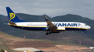 A picture of EIEVL - Boeing 7378AS - Ryanair - © Pablo Gonzalez de Leon