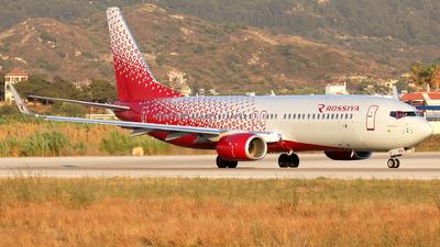 VP-BGQ - Boeing 737-8LJ - Rossiya Airlines