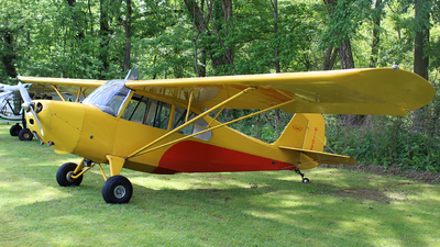 N1154E - Aeronca 7AC Champion - Private