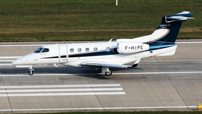 A picture of FHIPE - Embraer Phenom 300 -  - © John Richard