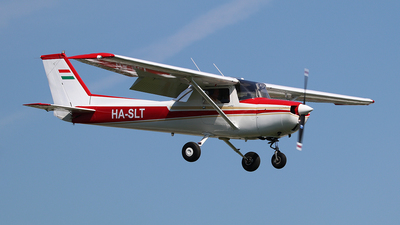 HA-SLT - Reims-Cessna F150L - Private