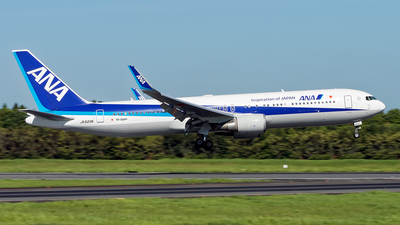 JA623A - Boeing 767-381(ER) - All Nippon Airways (ANA)