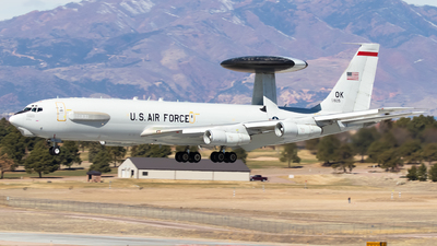 76-1605 - Boeing E-3G Sentry - United States - US Air Force (USAF)