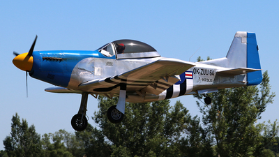 OK-ZUU 64 - Titan T-51 Mustang - Private