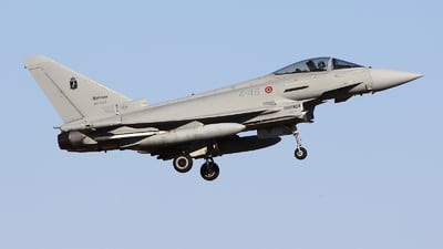 MM7326 - Eurofighter Typhoon EF2000 - Italy - Air Force