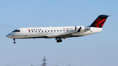 N8409N - Bombardier CRJ-200LR - Delta Connection (Pinnacle Airlines)