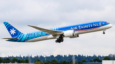 A picture of FOTOA - Boeing 7879 Dreamliner - Air Tahiti Nui - © Luft Spotter