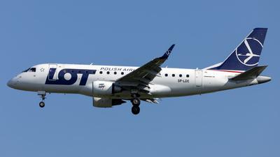 A picture of SPLDE - Embraer E170STD - LOT - © Kris Van Craenenbroeck
