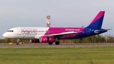 HA-LWO - Airbus A320-232 - Wizz Air